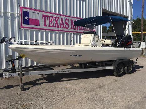 2013 Skeeter Saltwater Series SX 220T