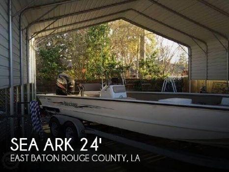 2014 Sea Ark Coastal V240