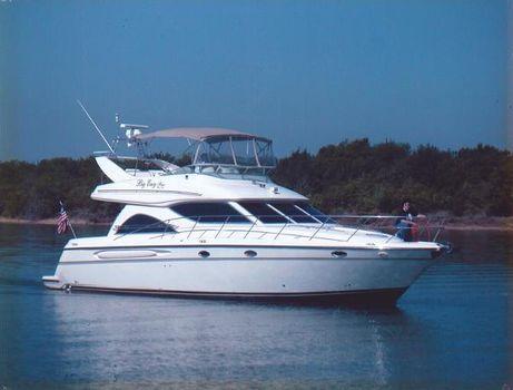1998 Maxum 4600 SCB