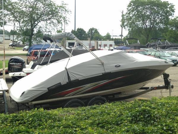 2015 yamaha sx210 21 foot 2015 yamaha sx210 motor boat for Yamaha sx210 boat cover