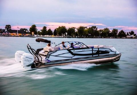2020 CREST PONTOON BOATS CONTINENTAL