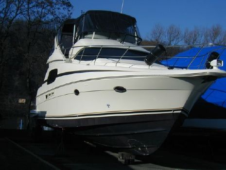 2001 Silverton 410 Sport Bridge