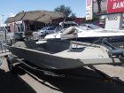 2005 Alumacraft Bass Boat