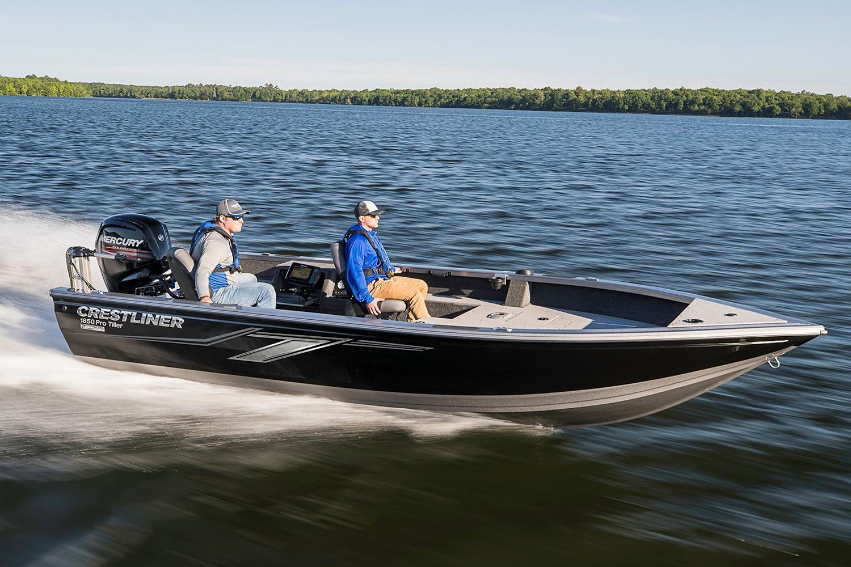 Check out this 2019 CRESTLINER 1850 Pro Tiller on Boattrader com