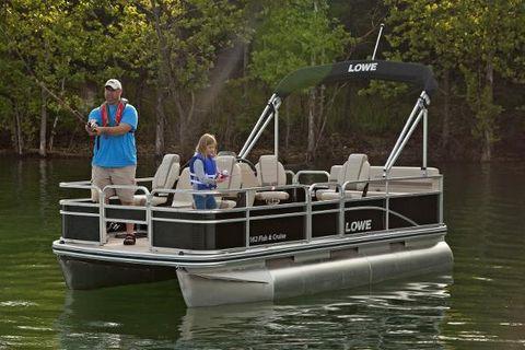 2016 Lowe Ultra 162 Fish & Cruise
