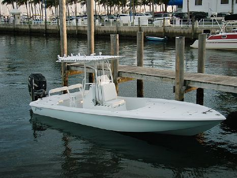 2008 Yellowfin 24 Bay