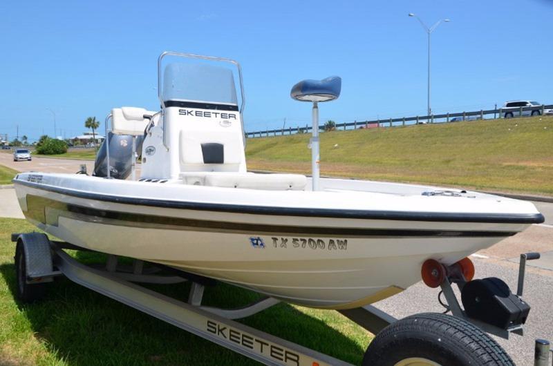 2011 Skeeter Boats 2X20
