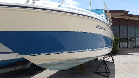 1986 Sea Ray 268 Sundancer