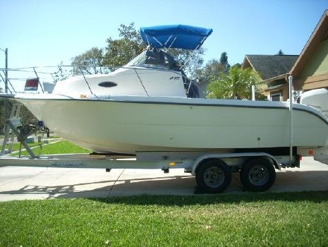 2000 CUSTOM Sea Era 230