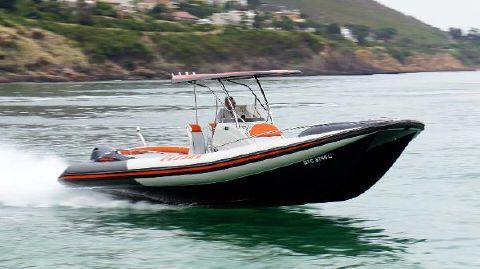 2016 Hysucat 8.5 RIB Hysucat 8.5 Rigid Inflatable Boat (RIB)