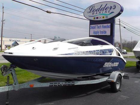 2008 Sea Doo 200 Speedster