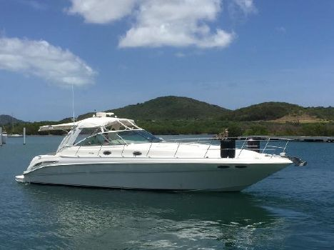 2001 Sea Ray 410 Sundancer Sea Ray 41 2001