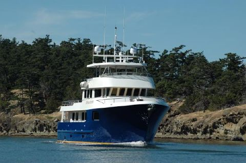 2010 AllSeas Expedition Yacht