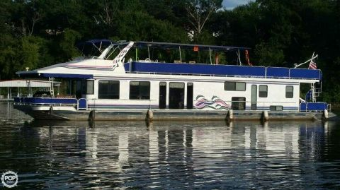 1997 Sumerset Houseboats 80 1997 Sumerset 80 for sale in Eufaula, OK