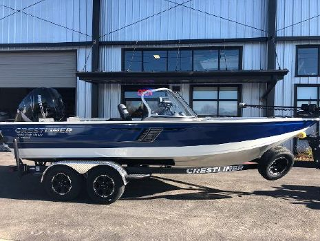 2018 Crestliner 1950 Fish Hawk WT