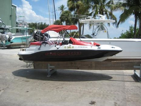2011 SEA-DOO Speedster - 15'