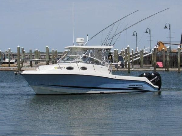 Hydra sports new and used boats for sale in nj for Used fishing boats for sale in california