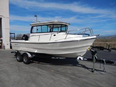 2015 Arima Sea Ranger 21