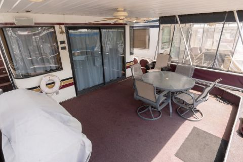 1998 Stardust Cruisers 16X82 Houseboat