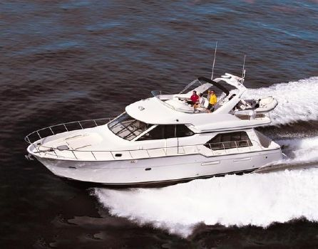 2001 Bayliner 5288 Pilot House Motoryacht