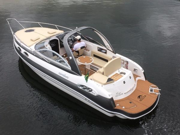 2015 Evolve 270 Sport Cruiser