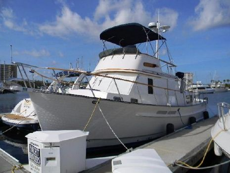 1998 Monk Trawler Port side Exterior