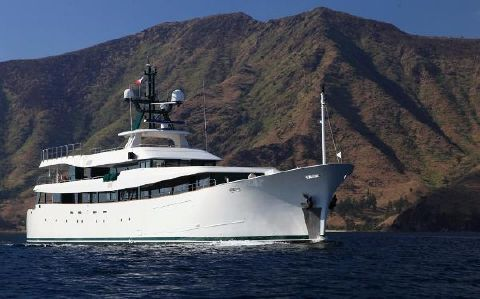 2011 Ark Angel 55-Meter M/Y Ark Angel