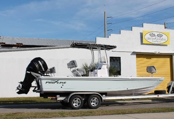 Check out this 2018 Pro - Line 24 Bay on Boattrader com