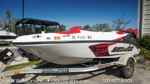 2007 Sea-Doo Speedster 150