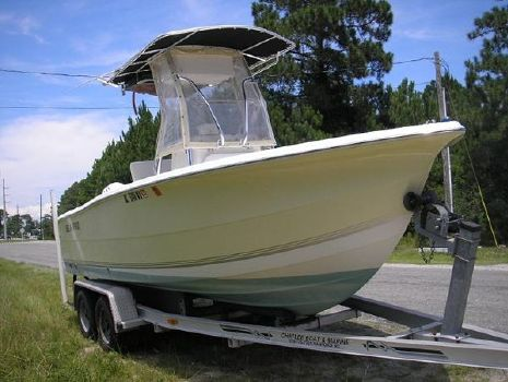 2003 Sea-pro 206 Center Console