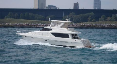 1999 McKinna 57 Pilothouse