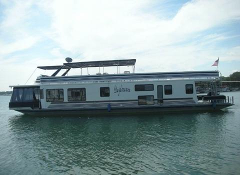 1994 Sumerset Houseboats 16X76 Widebody