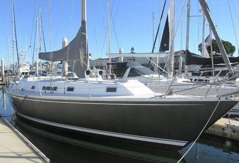 1986 Beneteau Idylle M 43 13.5 Docked