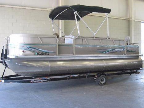 2008 Northwood Pontoon Fish and Cruise
