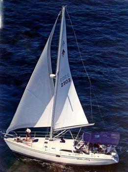 2007 Catalina 36 MkII