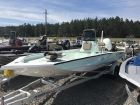 2018 Excel Boats Bay Pro 22