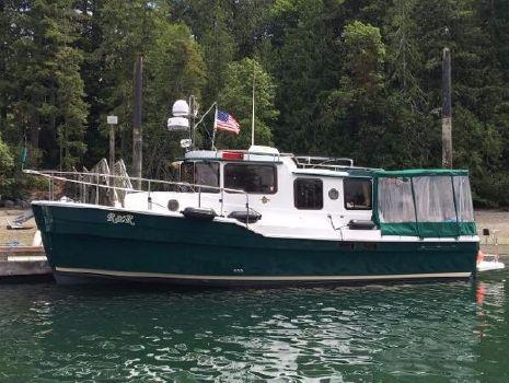 2014 Ranger Tugs R31