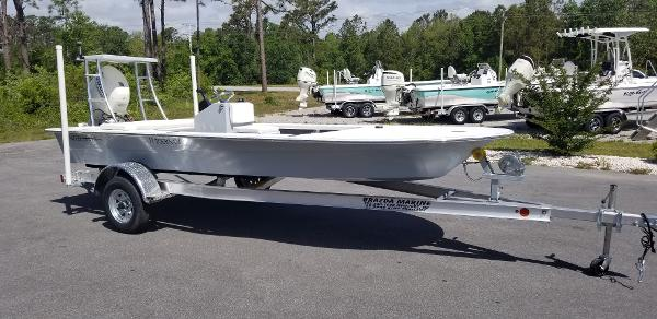 Skiffs For Sale >> New 2019 Mitzi 17 Tourniment Newport Nc 28570 Boat Trader