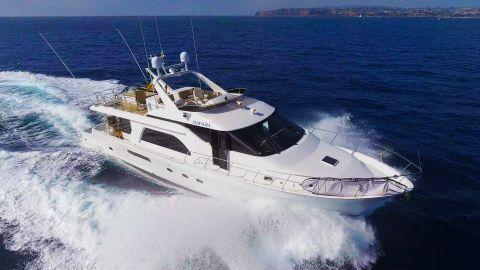 2003 Queenship Pilothouse Motoryacht