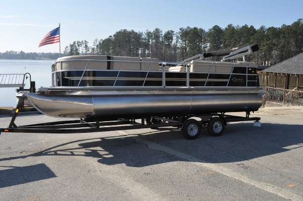 Page 1 of 2 - Page 1 of 2 - CREST PONTOON BOATS Boats for ...