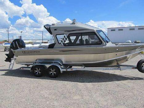 2015 Duckworth Pacific Navigator 235