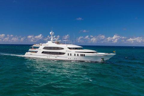 2010 Trinity Yachts Motor Yacht Skyfall