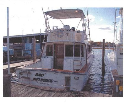 1989 Egg Harbor 35ft Sport Fisherman