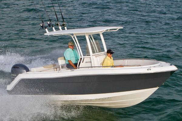 2015 Robalo R222 Center Console Manufacturer Provided Image
