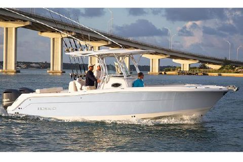 2016 Robalo R300 Center Console Manufacturer Provided Image