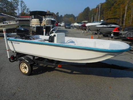 2007 Bluewater Baby Barefooter