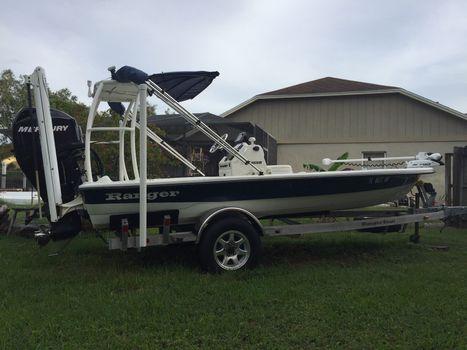 2009 Ranger Phantom 168