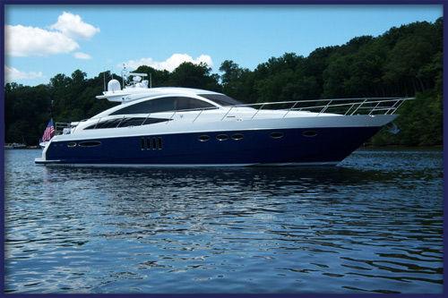 2006 Princess Viking Sport Cruiser V65