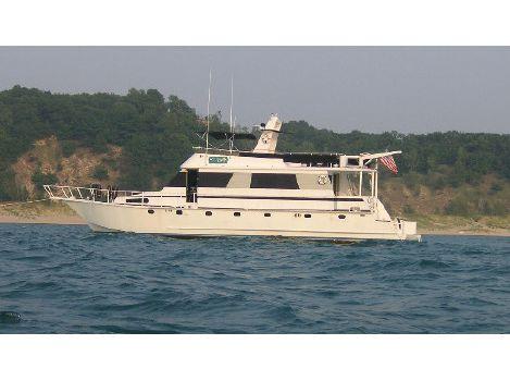 1991 Custom Cockpit Motor Yacht