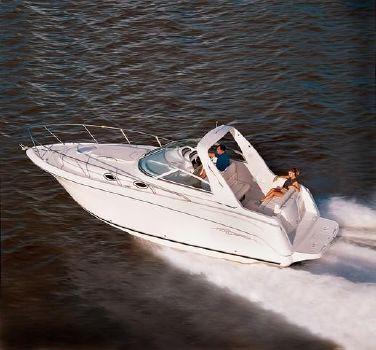 2001 Monterey 282 Cruiser Manufacturer Provided Image: 282 Cruiser